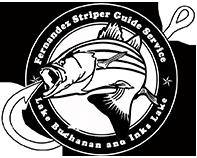 Lake Buchanan Striper Fishing Guide Service